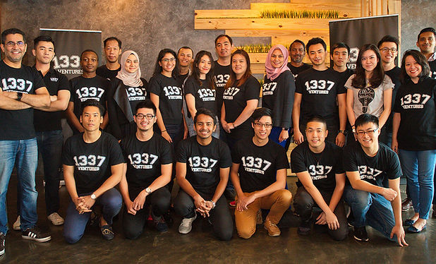 1337 Ventures chief executive officer Bi