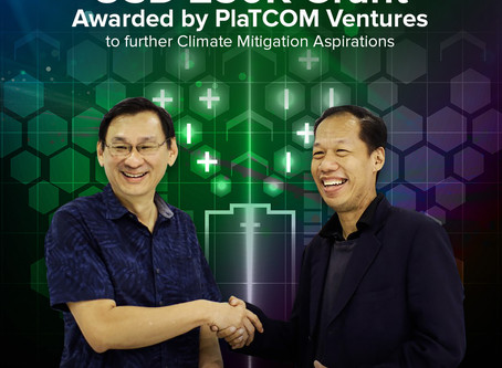 EPC Blockchain Awarded USD250K Grant from PlaTCOM Ventures to Further Climate Mitigation Aspirations