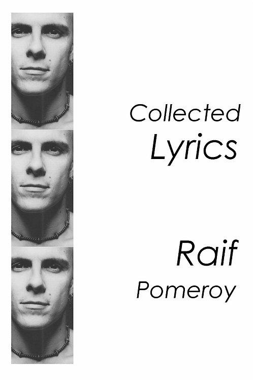 Collected Lyrics (inc UK p&p)