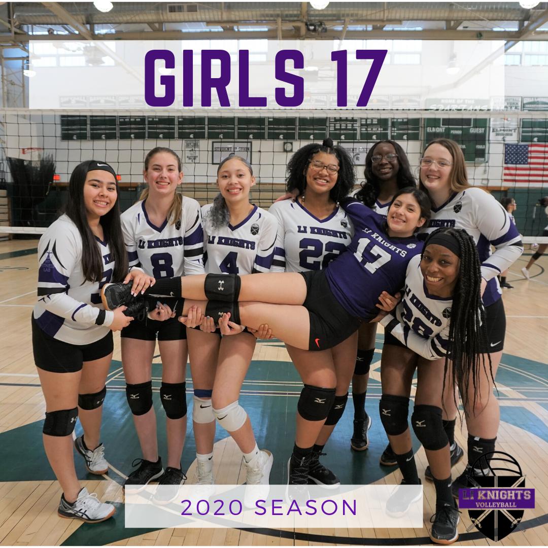 Girls 17