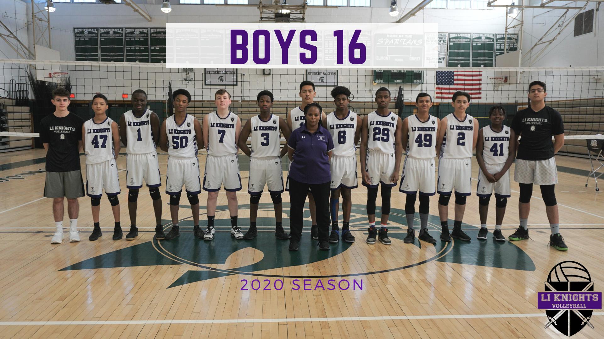 boys 16