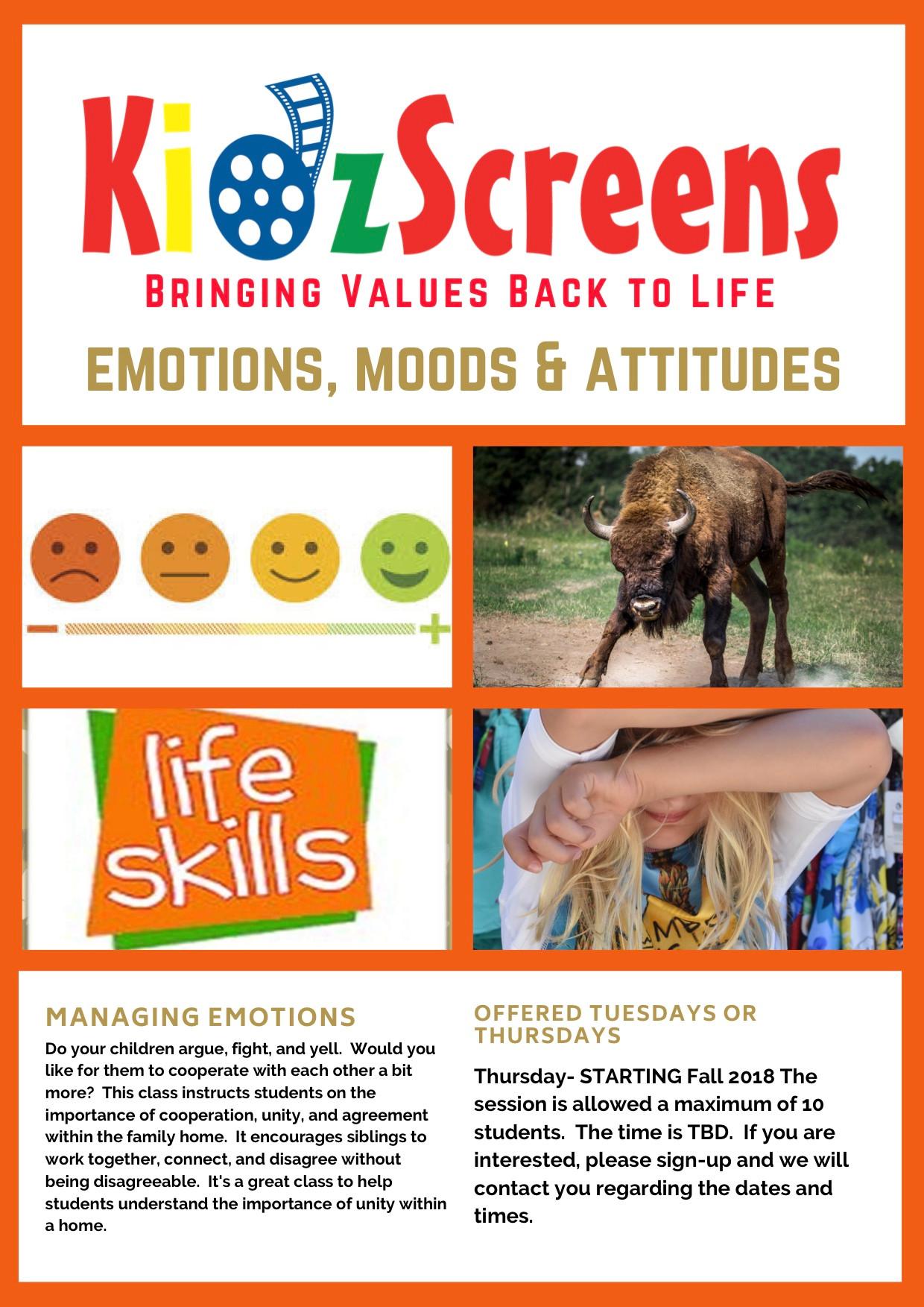 Emotional Health & Balance