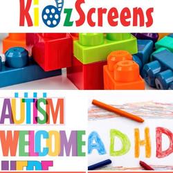 KidzScreens Welcomes All