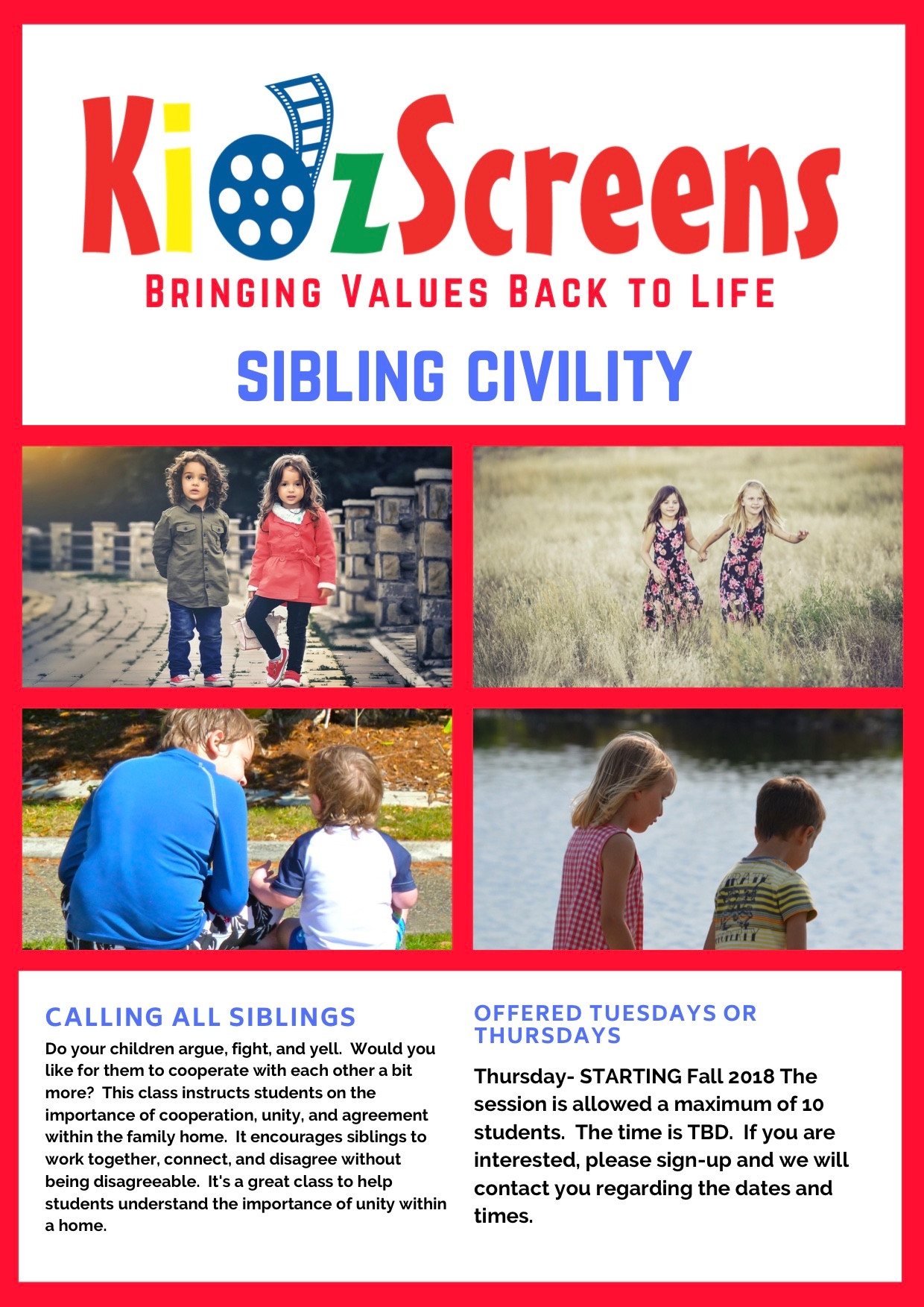Sibling Civility