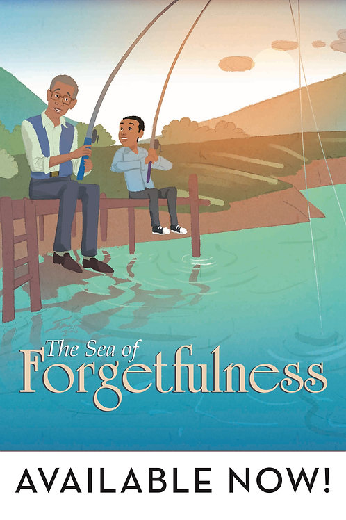 The Sea of Forgetfulness children's book