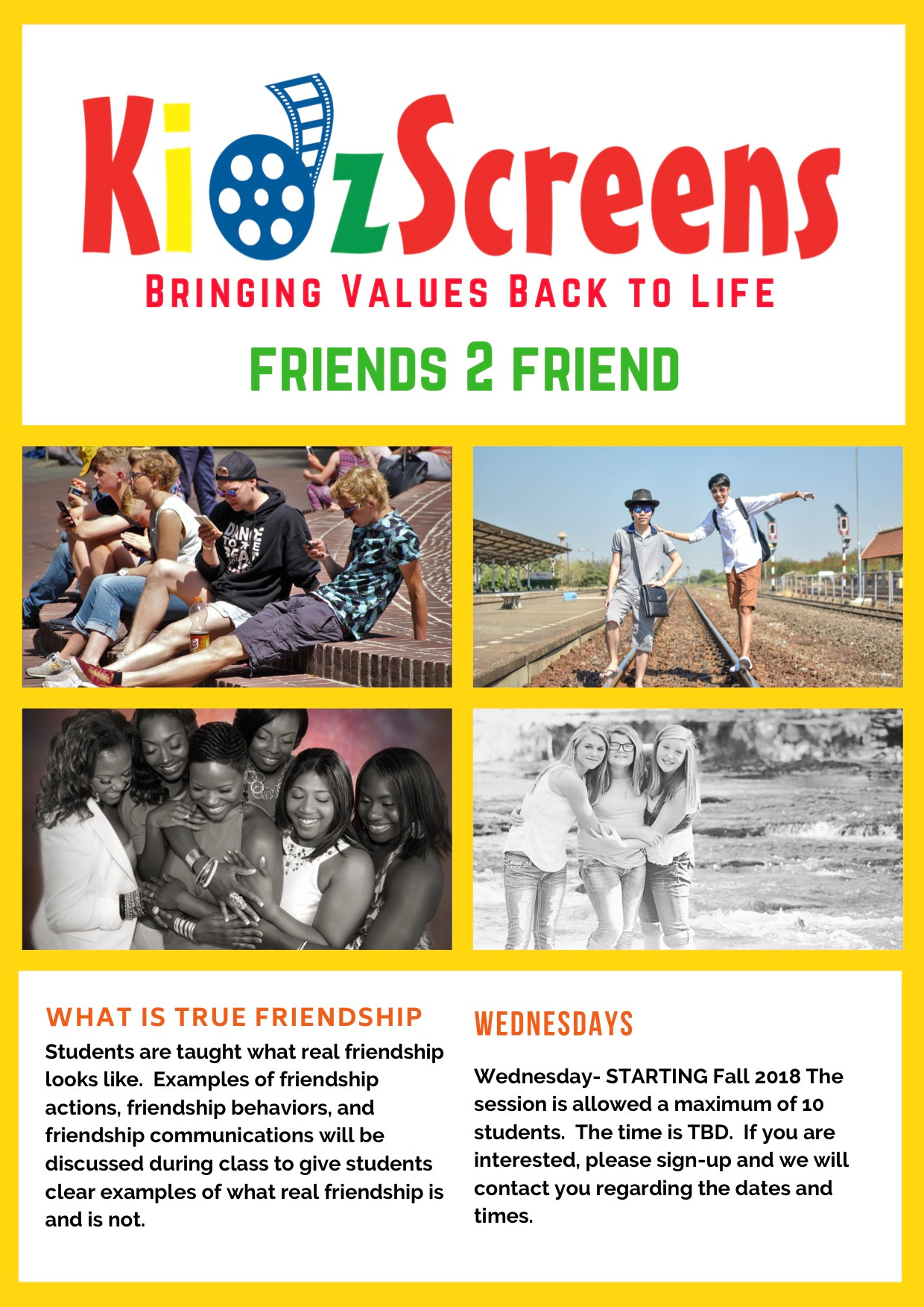 Friends 2 Friend