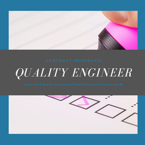 Quality Engineer Contractor