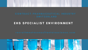 EHS Specialist Environment - contract