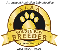 Arrowhead GOLDEN PAW 2020.png