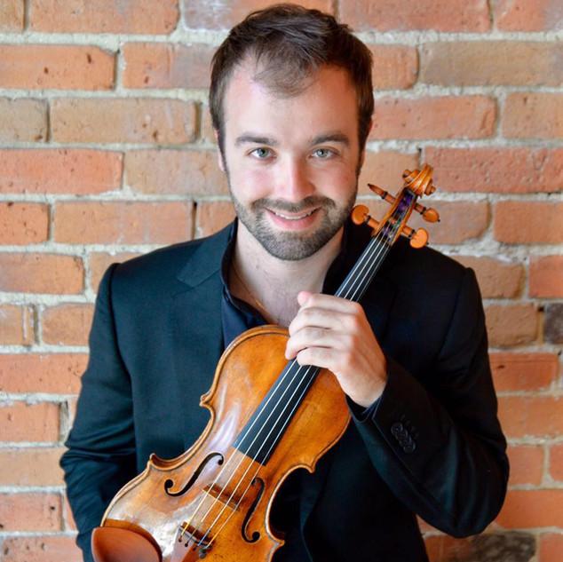 Justin Lamy - violoniste