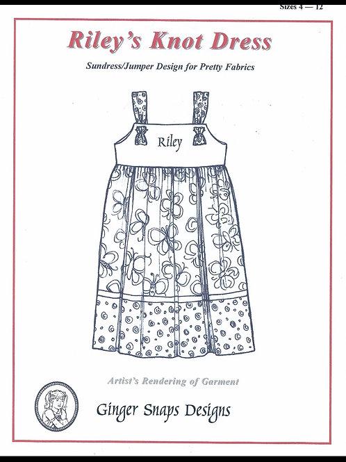 Riley's Knot Dress
