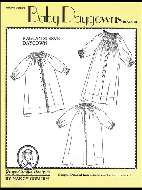 Baby Day Gowns III