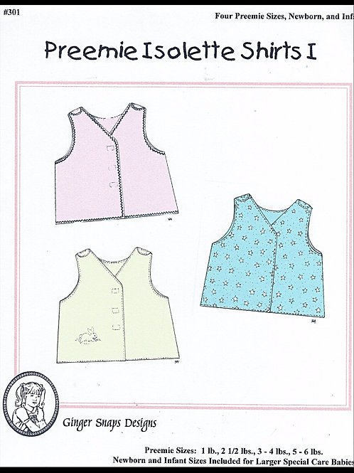 Preemie Isolette Shirts I