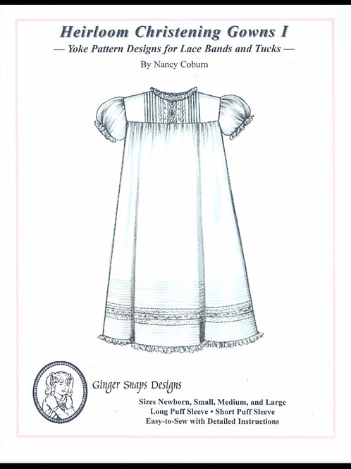 Heirloom Christening Gown I