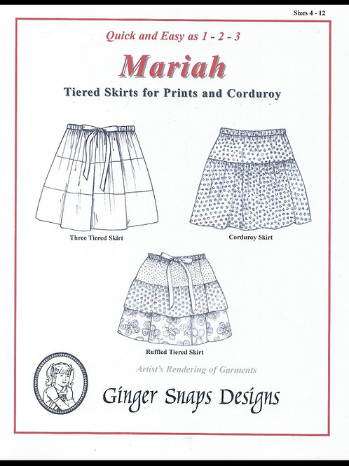 Mariah (Tiered Skirts)