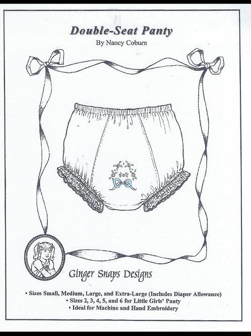 Double Seat Panty