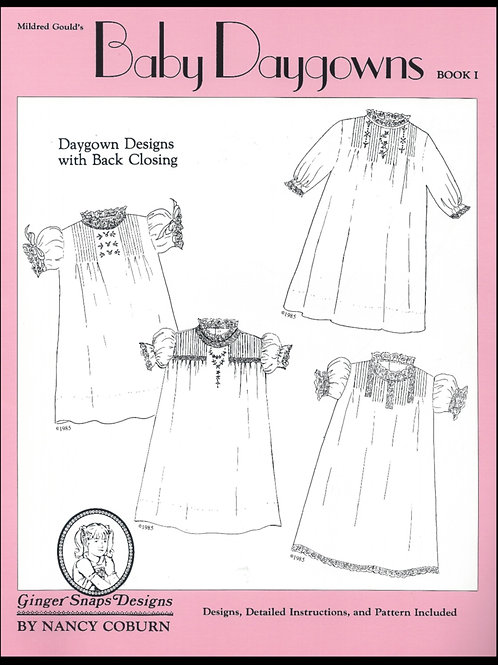 Baby Day Gowns I