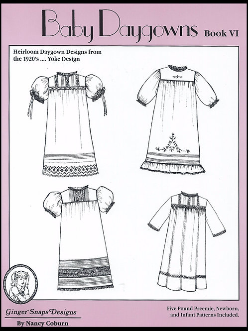 Baby Day Gowns VI