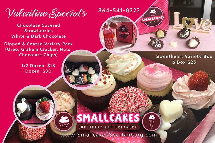 Copy of Valentines Day Bake Sale Event V
