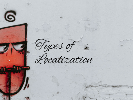 Types of Localization