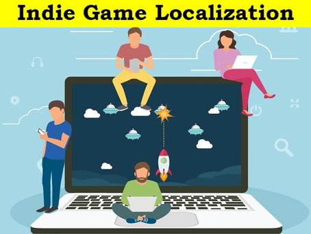 What is indie game localization?