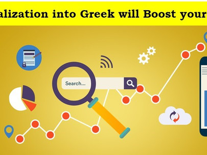 How localization into Greek will boost your app downloads?