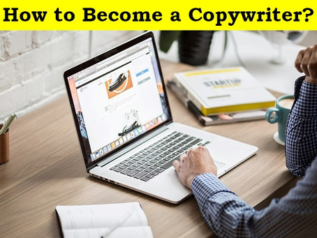 How to become a Copywriter?