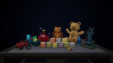Toy Tinker Simulator: Prologue