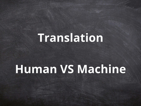 Manual VS Machine Translation: Why You Should Hire A Translator