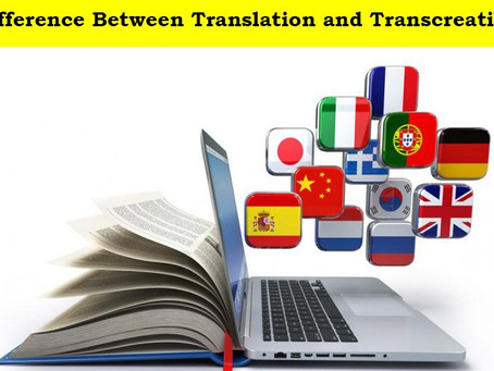 Difference Between Translation and Transcreation