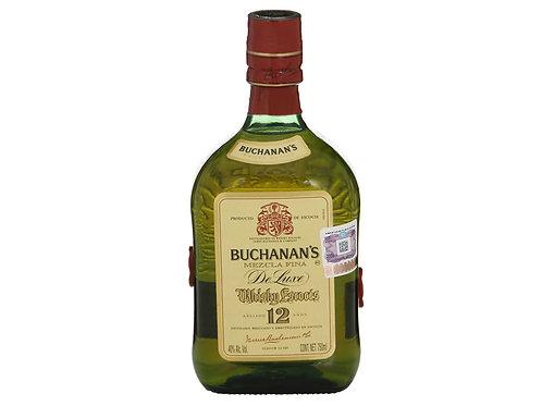 Whisky Buchanas 12 750ml