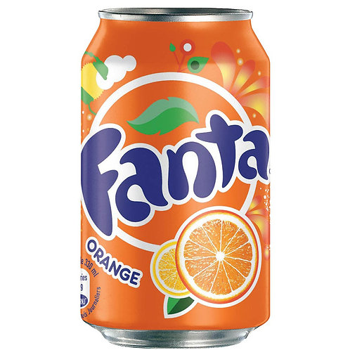 Fanta 355 ml Can