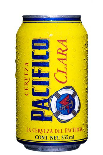 Pacifico 355 ml Can