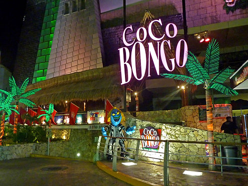Cocobongo at Cancun