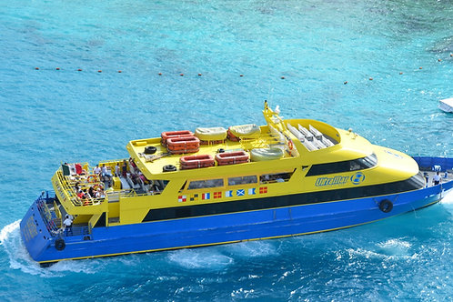 Ultramar Ferry Ticket Cozumel R/T Adult