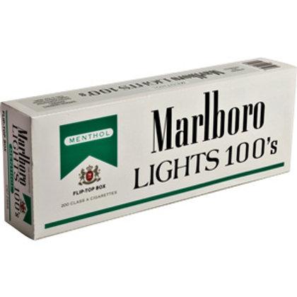 Marlboro Menthol Lights (Carton)