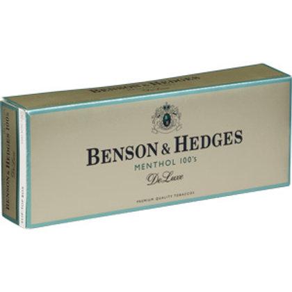 Benson & Hedges Menthol (Carton)