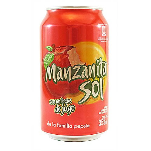 Manzanita 355 ml Can