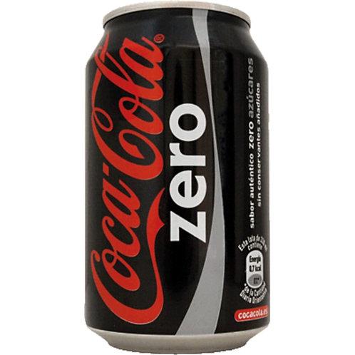 Coca Zero 355 ml Can