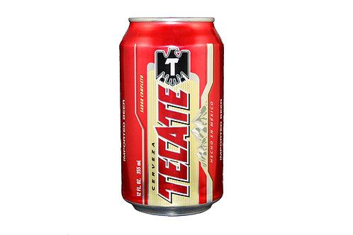 Tecate 355 ml Can