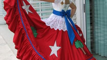 The Chetumaleña Costume & The Mestiza Costume
