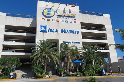 Ferry Dock at Puerto Juárez (Isla Mujeres)