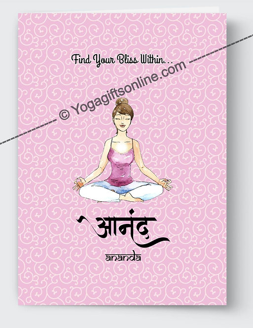 Find Your Bliss Card