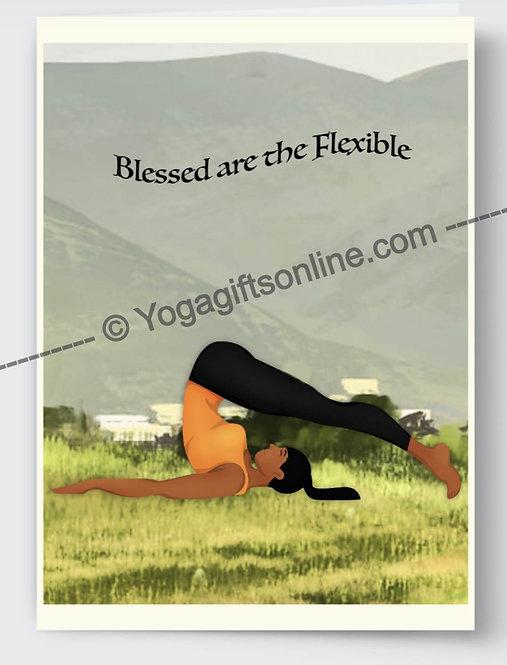 BlessedRFlexible Card