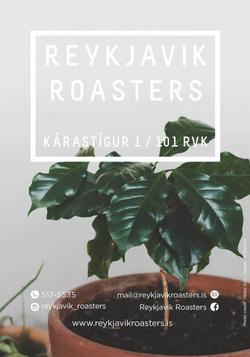 reykjavik roasters design husid