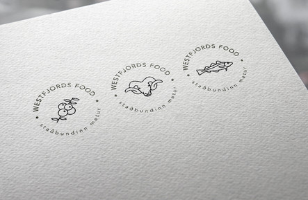 Logo for local food label