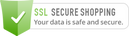 Logotipo de ssl secure shopping