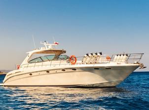 sea ray 54'