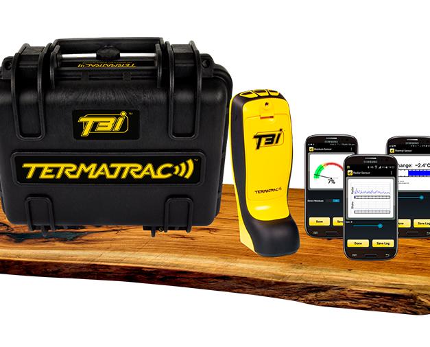 Termatrac T3i 微波白蟻探測儀