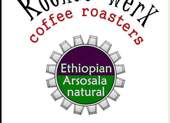 Ethiopian Arsosala Natural